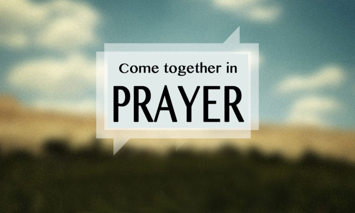 Prayer Request   Salem Union Baptist Church